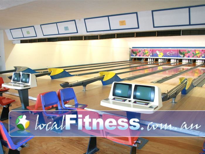 Healthways Recreation Centre Mont Albert North Welcome to Box Hill ten pin bowling.