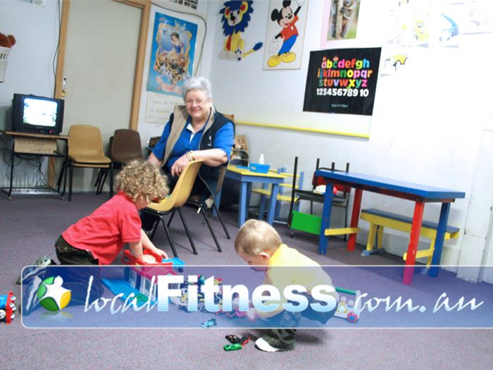 Healthways Recreation Centre Mont Albert North Gym Fitness Plenty of toys and games for
