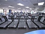 Goodlife Health Clubs St Marys Gym CardioTune into your favorite shows on