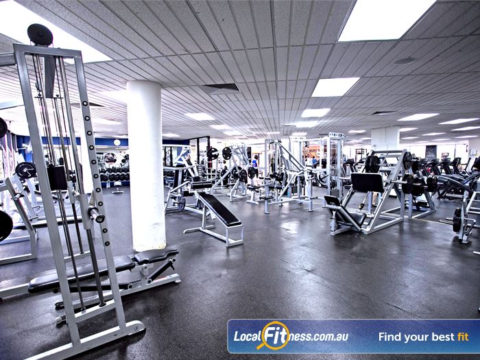 Goodlife health club king william street