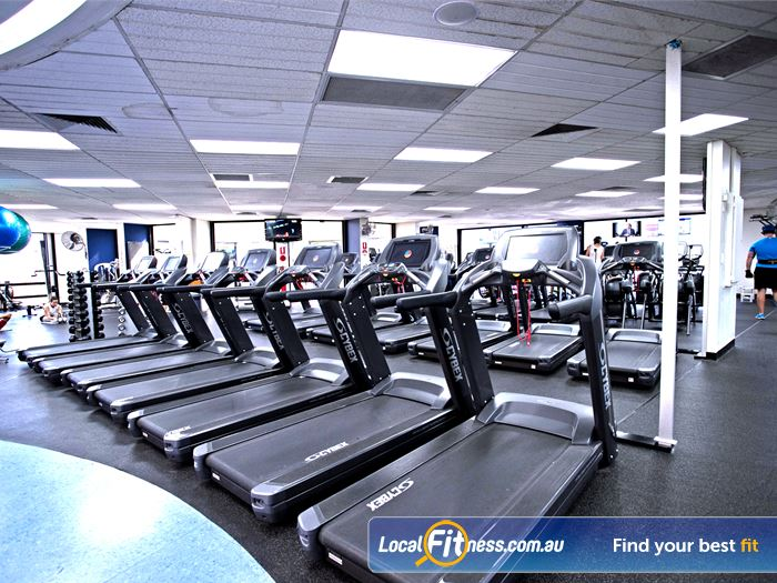 Goodlife Health Clubs Gym St Marys    At our Glenelggym, pick from a large selection