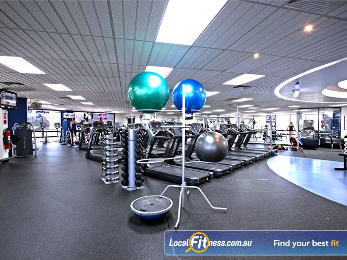 Goodlife Health Clubs Gym Hindmarsh    The Glenelg gym includes an extensive selection of