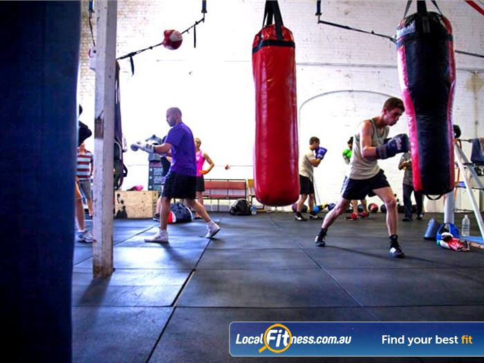 Mischa's Boxing Central Gym Docklands  | Boxing Central - Melbourne's most unique boxing gym