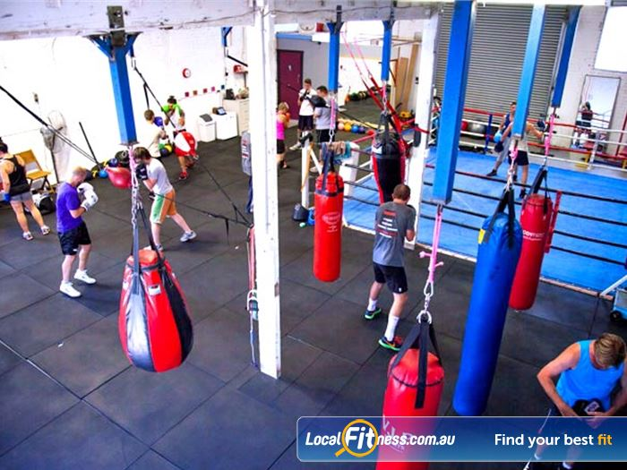 Mischa's Boxing Central West Footscray Gym Fitness Footscray boxing classes run
