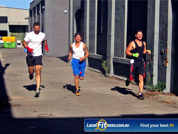 Mischa's Boxing Central Footscray Gym Fitness Boxing training involves