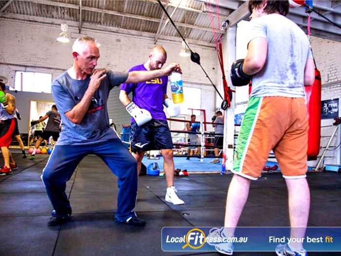 Mischa's Boxing Central West Footscray Gym Fitness Learn proper technique and
