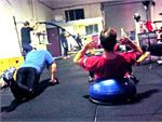 Mischa's Boxing Central Footscray Gym Fitness High intensity training with