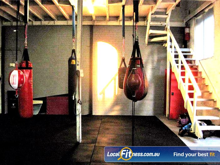 Mischa's Boxing Central Footscray Gym Fitness Old school style meets the