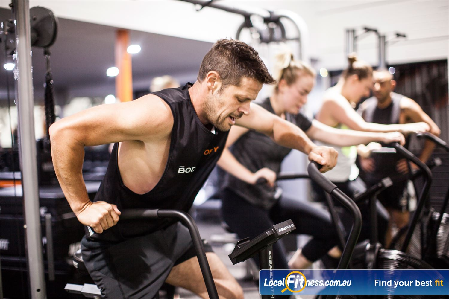 The Body Factory Caringbah Welcome to The Body Factory gym in Caringbah.