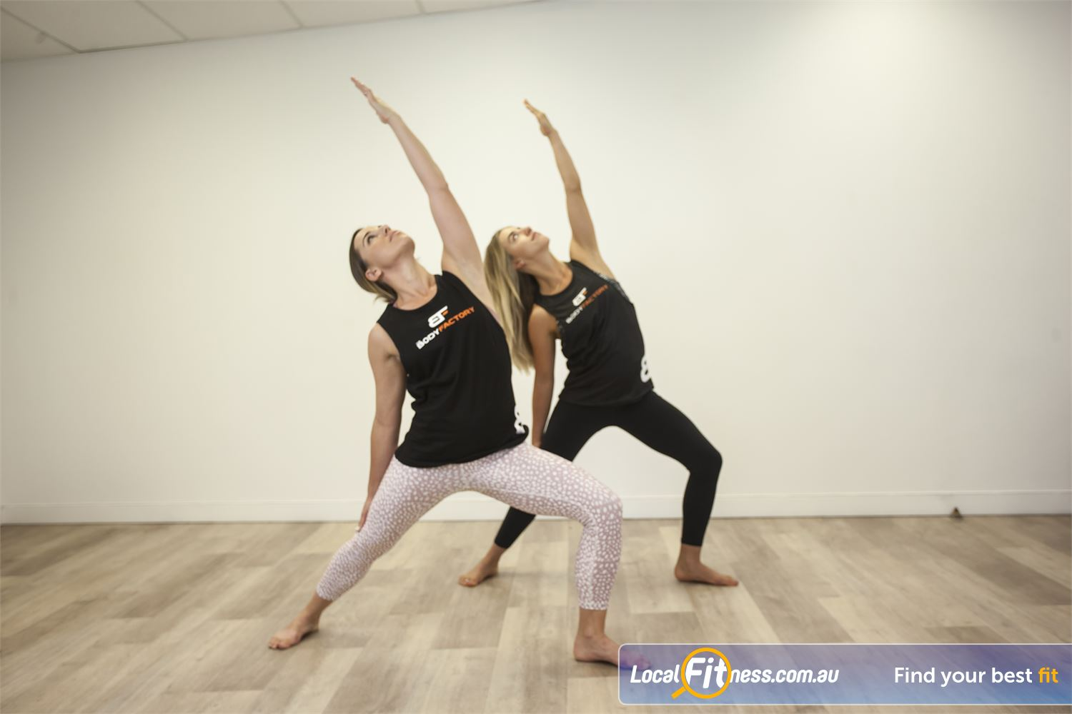 The Body Factory Caringbah Enjoy our full range of classes at The Body factory.