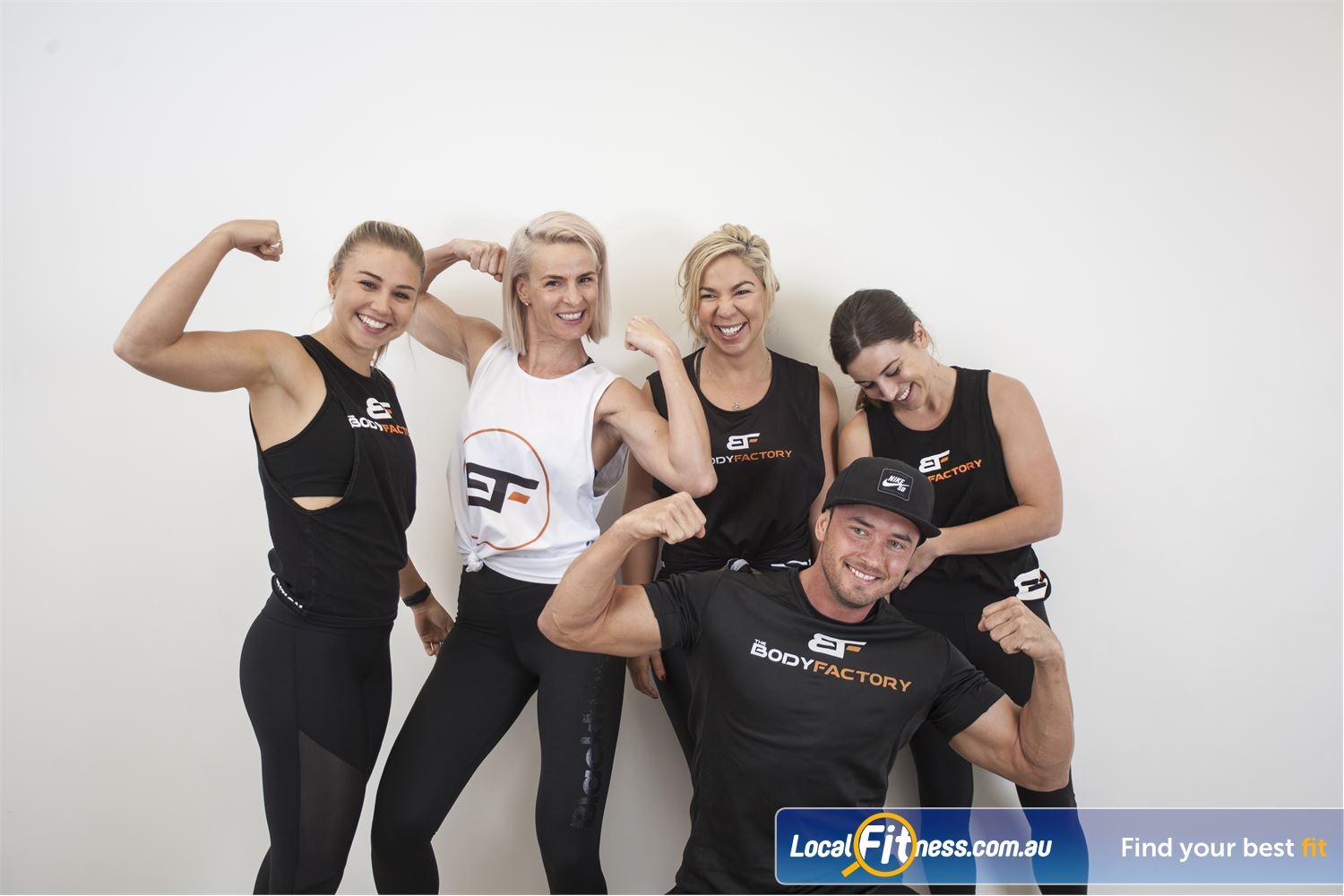 The Body Factory Caringbah Join the Body Factory Caringbah gym family experience our team culture.