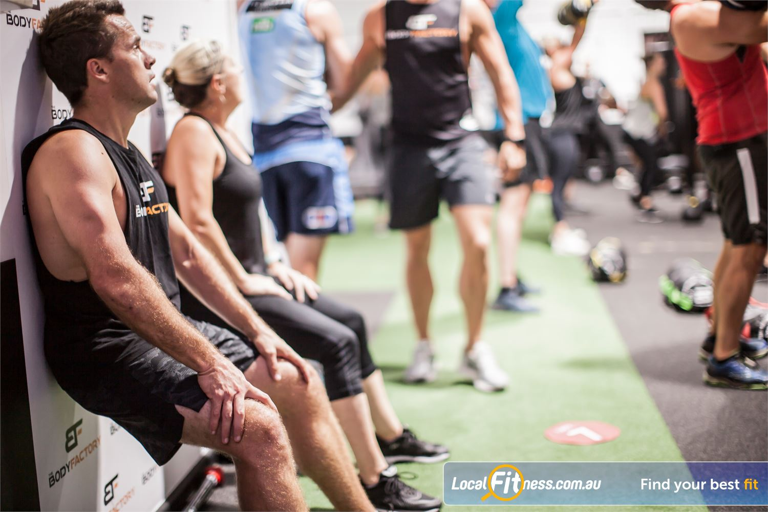The Body Factory Near Port Hacking Experience the energy of our Caringbah HIIT group fitness classes.
