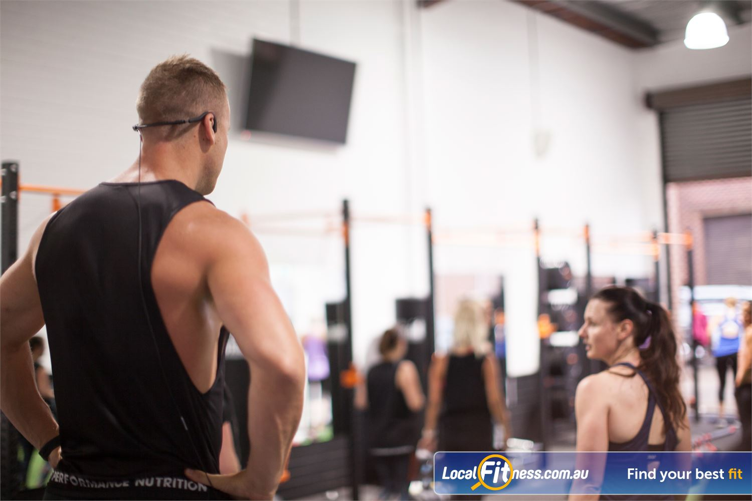 The Body Factory Near Warumbul Our coaches are there to provide a holistic approach to fitness.