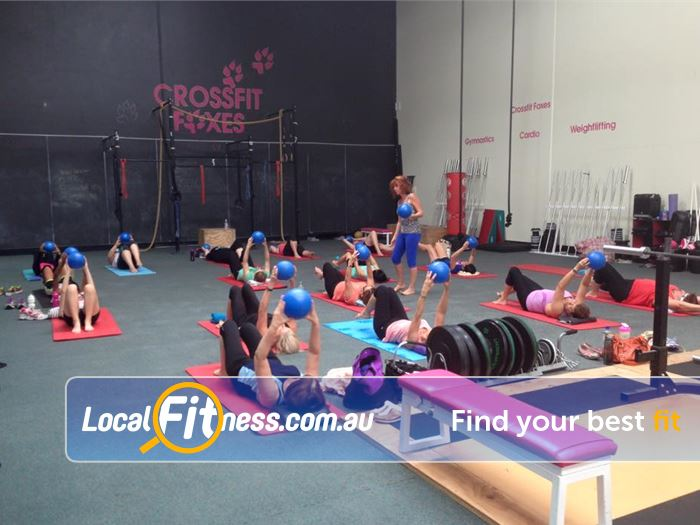 Fernwood Fitness Gym Graceville  | Over 35 classes per week inc. Darra Zumba,