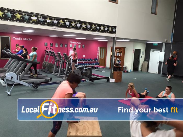 Fernwood Fitness Gym Jindalee  | Enjoy a cardio workout when you want in