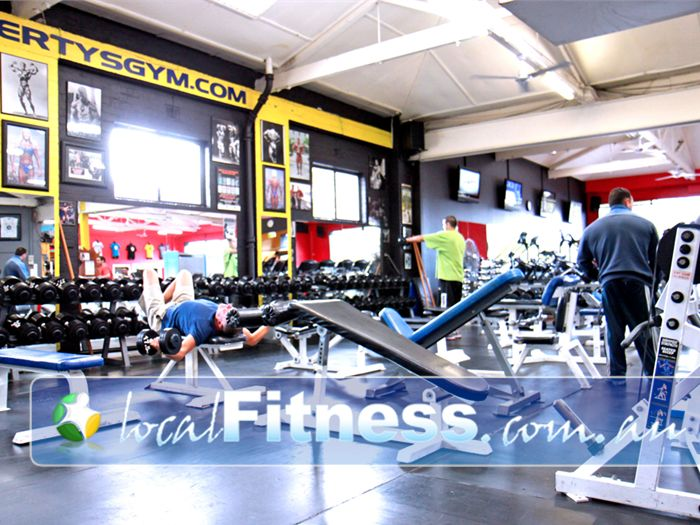 Doherty's Gym Gym Kensington  | Plenty of fantastic people to mingle with at
