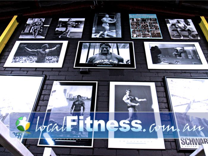 Doherty's Gym Brunswick East Gym Fitness The infamous Arnold
