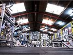 Doherty's Gym North Melbourne Gym GymThe west coast US style gym layout
