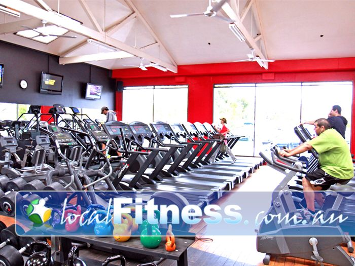 Doherty's Gym Brunswick A full range of treadmills, cross trainers, rowers and more.<br /><br />