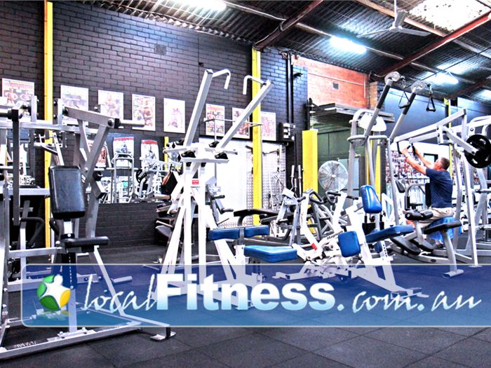 Doherty's Gym Brunswick Back equipment from all leading manufacturers.