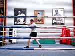 Doherty's Gym Brunswick Gym Fitness The Brunswick boxing ring at