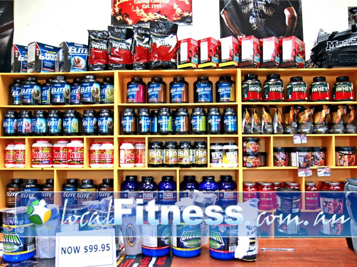 Doherty's Gym Pro Shop Brunswick | One of the Largest