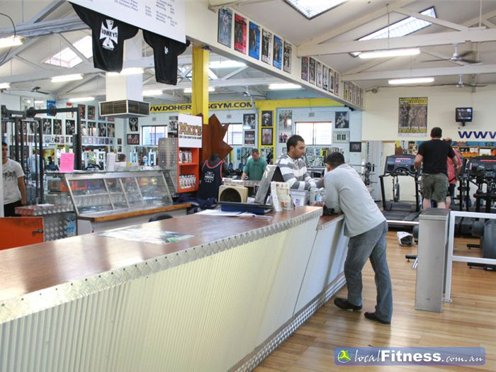 Doherty's Gym Brunswick Our team have a REAL passion for training and fitness.<br /><br />