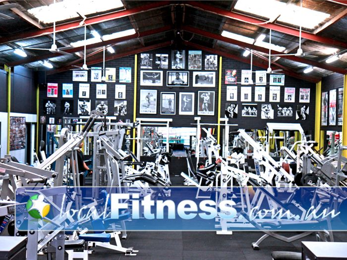 Doherty's Gym Brunswick Get inspired by the Walls of fame at Doherty's gym Brunswick.
