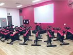 Fernwood Fitness Maroochydore Ladies Gym Fitness Experience virtual cycle