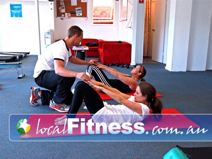 Body Language Personal Training Near Oxford Falls Train with a friend, family member or spouse.