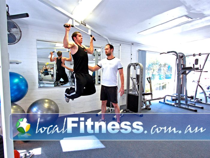 Body Language Personal Training Near Narrabeen Our Neutral Bay personal trainers will give your the personal touch.