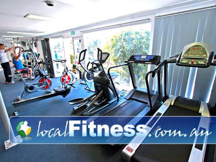 Body Language Personal Training Brookvale Our Manly personal trianing studio is fully equipped for cardio training.