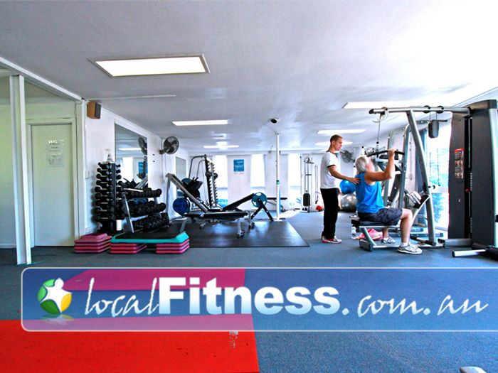 Body Language Personal Training Brookvale Enjoy the personal atmosphere of our studio with your studio membership.