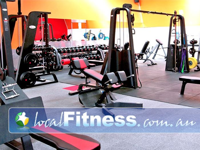 Ultimate You Fitness Southbank Our Southbank gym provides a personal approach to training.