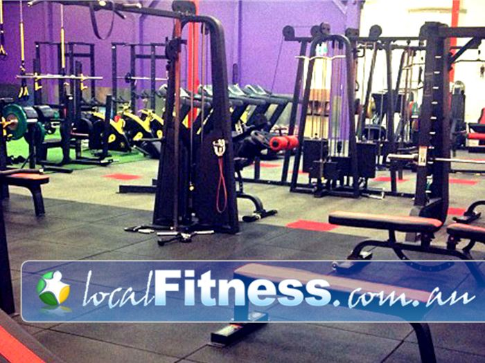 Ultimate You Fitness Southbank We source our own state of the art equipment.