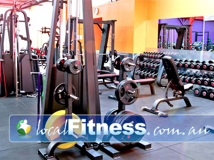 Ultimate You Fitness Near South Melbourne Our Southbank gym is fully equipped for strength and functional training.