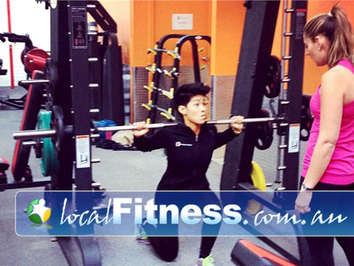 Ultimate You Fitness Near Albert Park Dedicated 1 on 1 Southbank personal training to maximise your results.