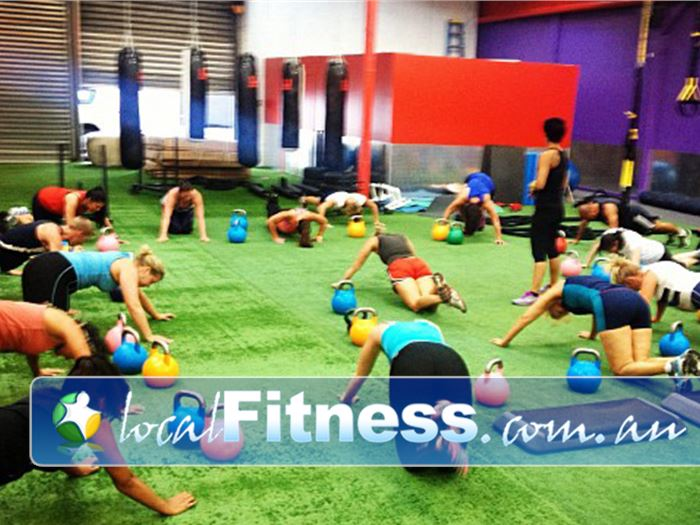 Ultimate You Fitness Near Albert Park Brand new breed of classes including Bootcamp, Kettlebells and more.