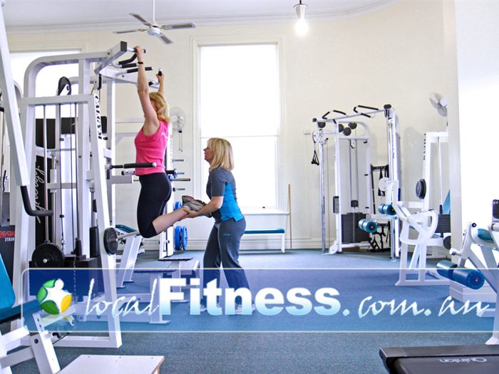 Fernwood Fitness Gym Ballarat  | Our Ballarat womens gym provides 3 level state