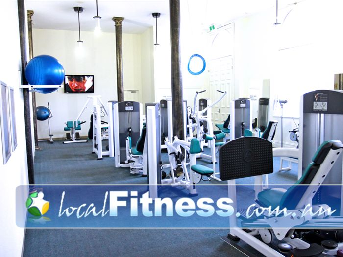 Fernwood Fitness Gym Ballarat  | Not all women strength training is equal. Equipment