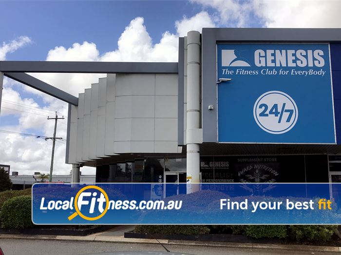Genesis Fitness Clubs Near Cloverdale Your community Belmont gym is Genesis Fitness 24/7.