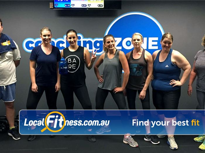Genesis Fitness Clubs Belmont Welcome to the Genesis Belmont coaching zone.