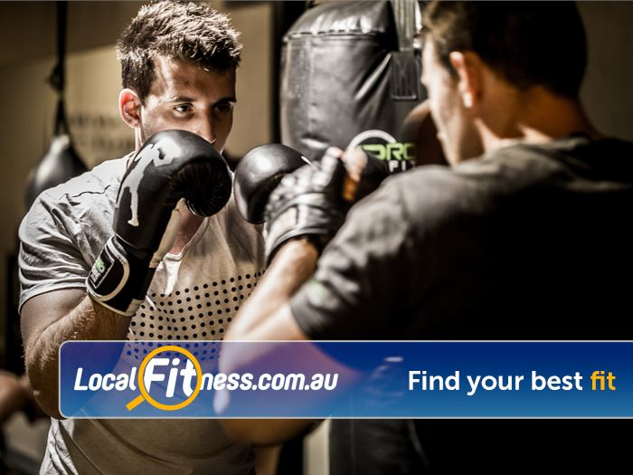 12 Round Fitness Near Richmond North It is like having your owning Richmond personal trainer.