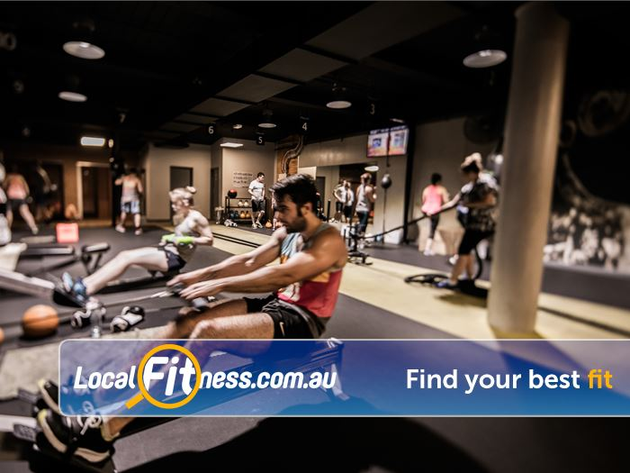 12 Round Fitness Near South Yarra Functional strength training in a HIIT format.