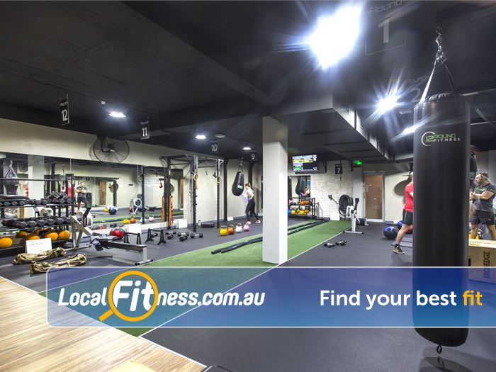 12 Round Fitness Near Toorak Get ready to get functional in our Richmond gym.