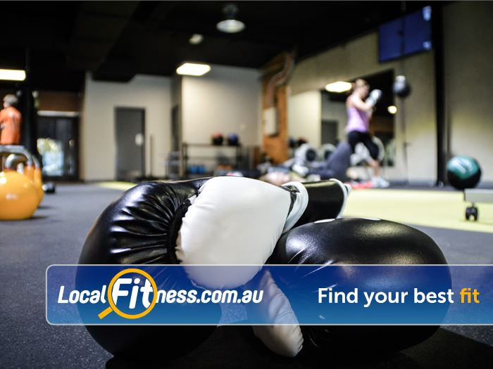 12 Round Fitness Richmond Our workouts combine boxing skills and drills.