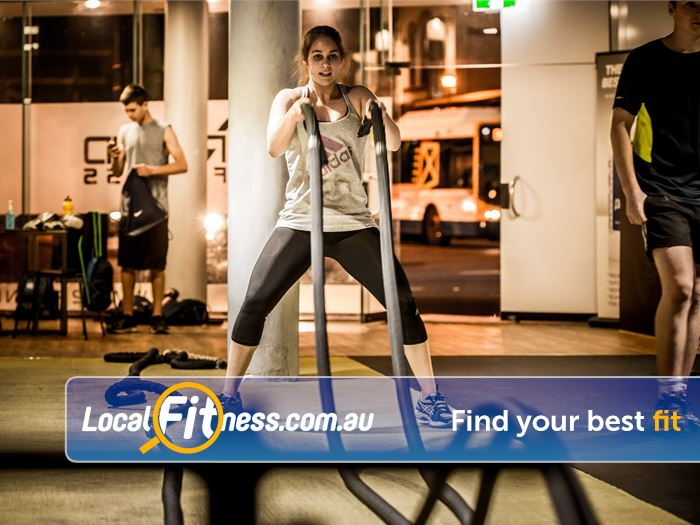 12 Round Fitness Richmond Our workouts are designed around functional strength and cardio workouts.