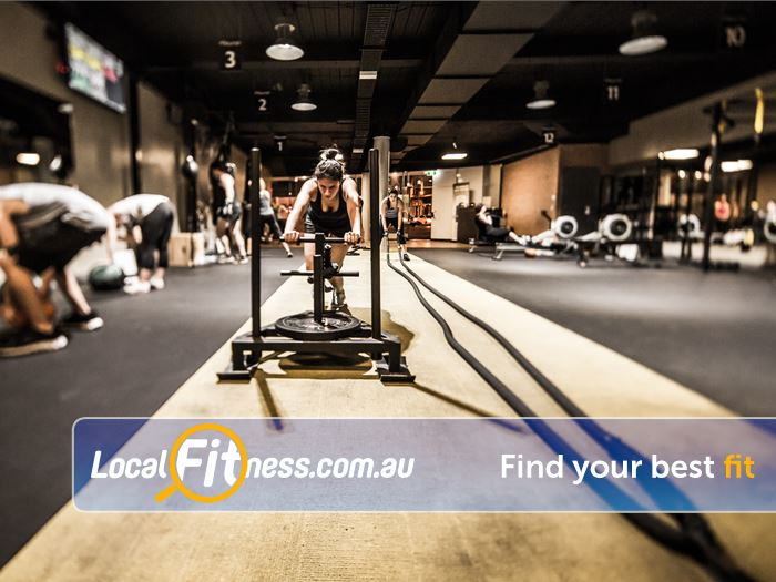 12 Round Fitness Near South Yarra Sports based cardio activities will have you training like an athlete.