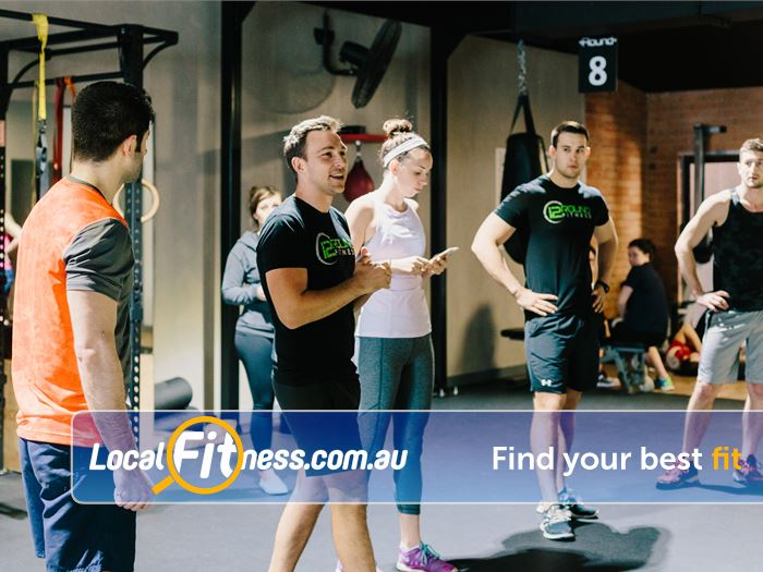 12 Round Fitness Richmond The job of our Richmond personal trainers are to motivate, guide and support you.