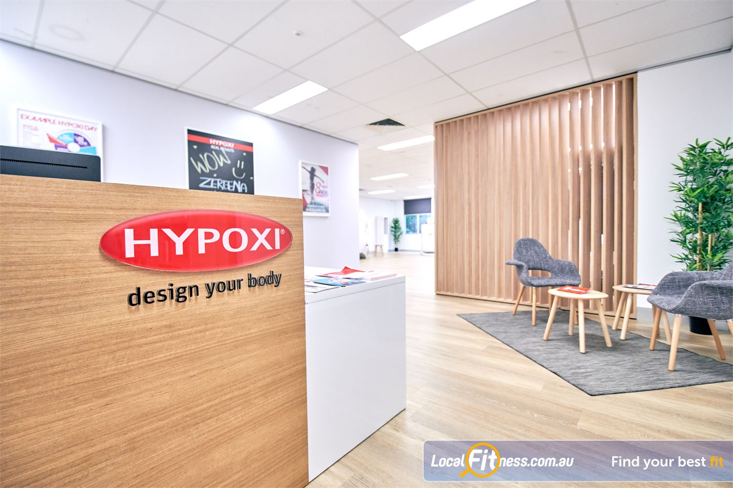 HYPOXI Weight Loss Myaree All it takes is 30 minutes of low-impact exercise in our Myaree weight-loss studio.
